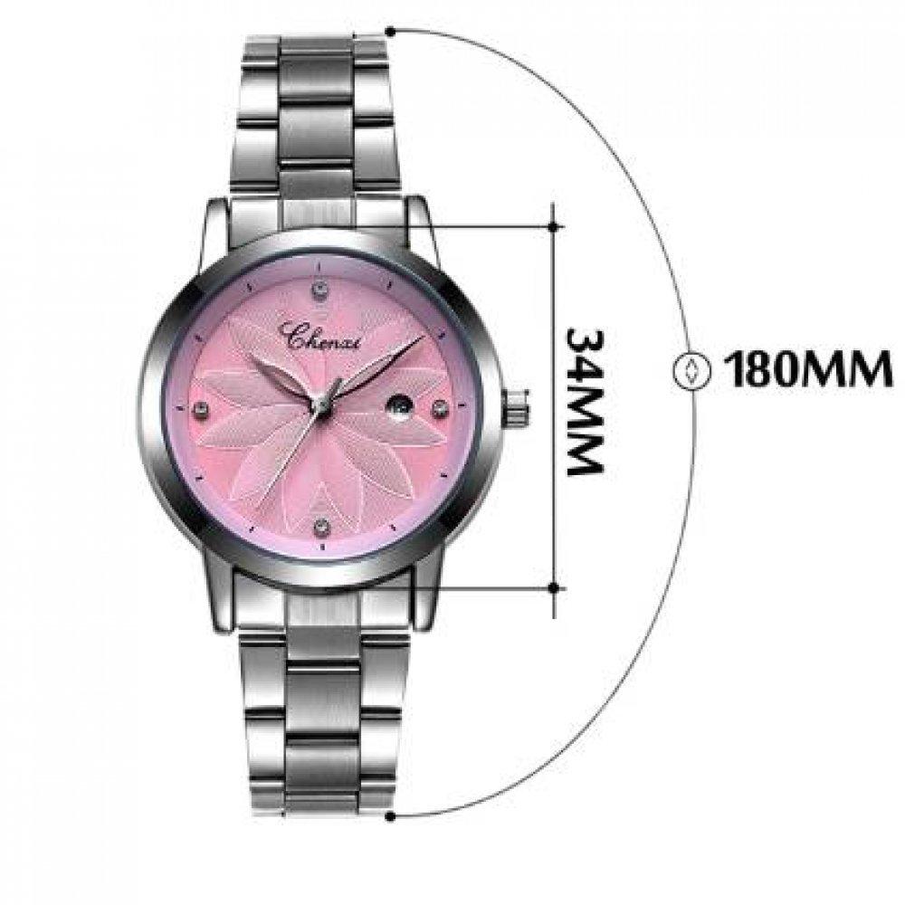 Женские Часы наручные Chenxi розовые 2819