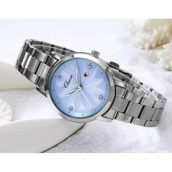 Часы Chenxi голубые