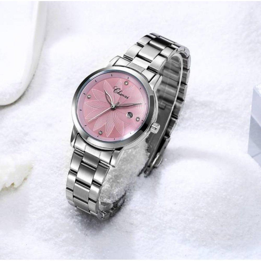Часы наручные Chenxi розовые 2819