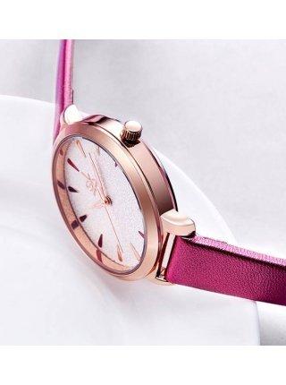 Часы SK розовые