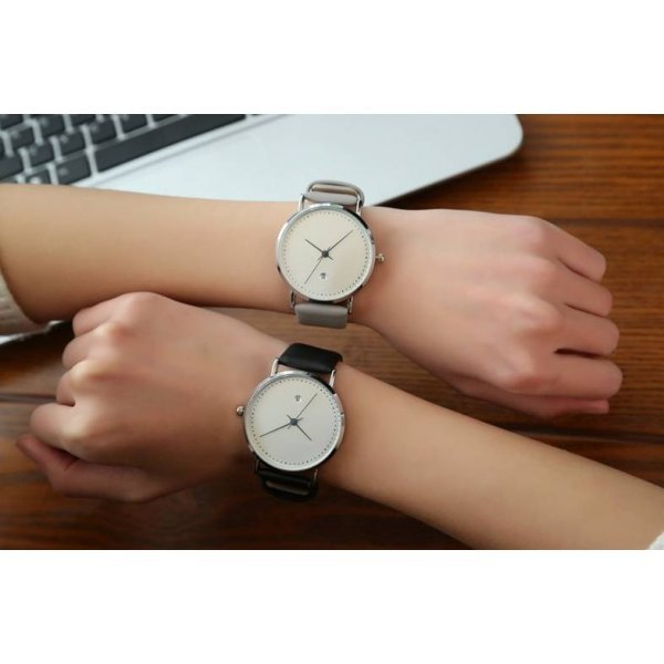 Часы HOREDAR серые 2829