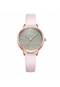 Женские часы MEIBIN розовые
