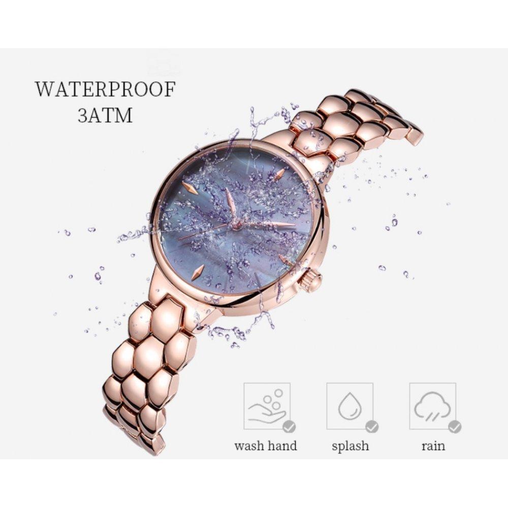 Женские Часы наручные Meibin розовые 2832