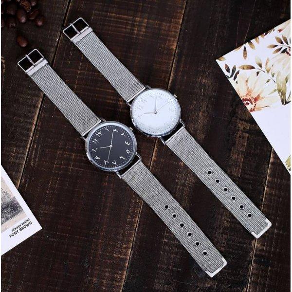 Часы CCQ черные 2860