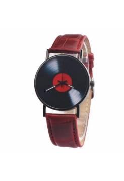 Женские часы Susenstone с ретро пластинкой
