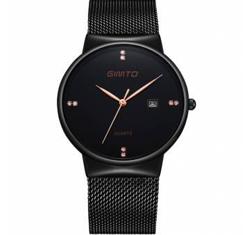Женские Часы наручные GIMTO черные 2906