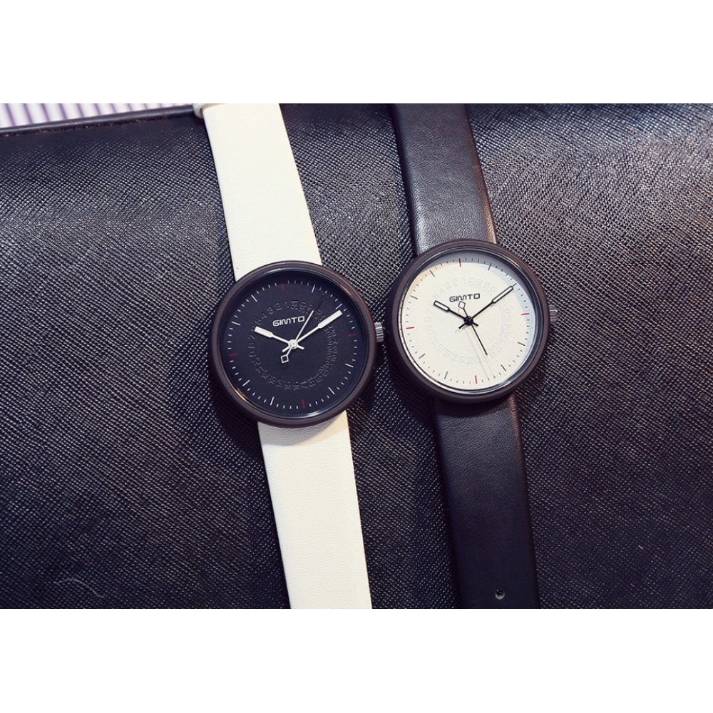 Женские Часы наручные GIMTO, белые 2911