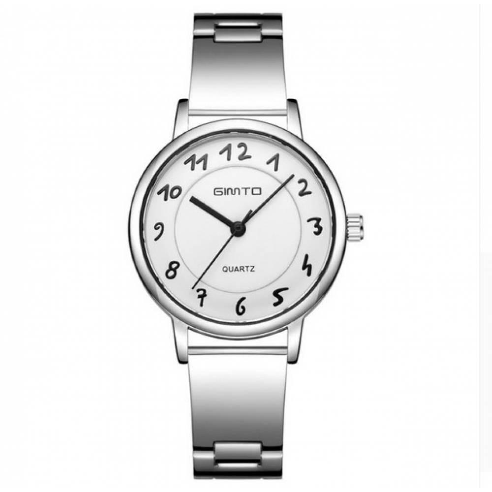 Женские Часы наручные GIMTO белые 2913