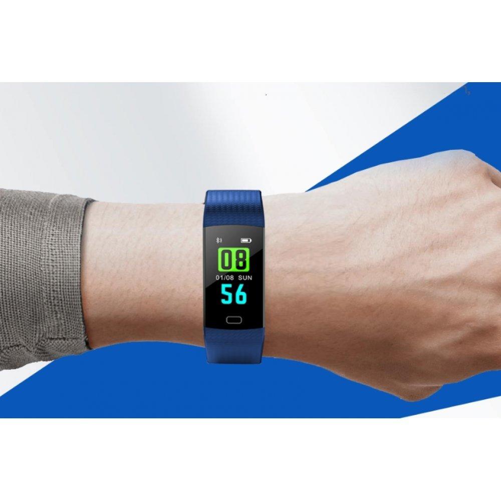 Смарт-Умные часы GIMTO голубые 2916