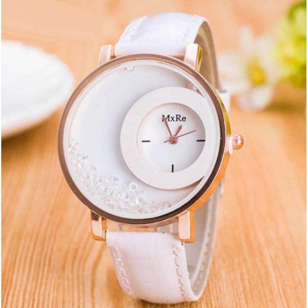 Женские Часы наручные Hesiod белые 2920