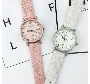 Женские Часы наручные Gogoey белые 2948