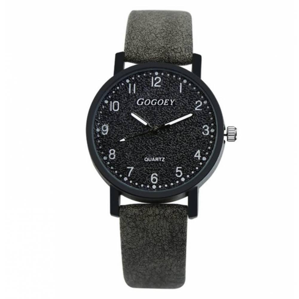 Женские Часы наручные Gogoey черные 2949