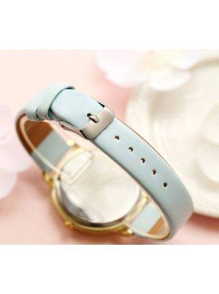 Часы LVPAI бабочки, розовые