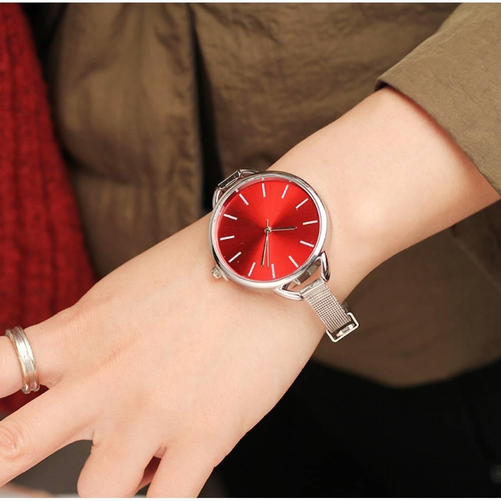 Часы наручные CMK красные 2955