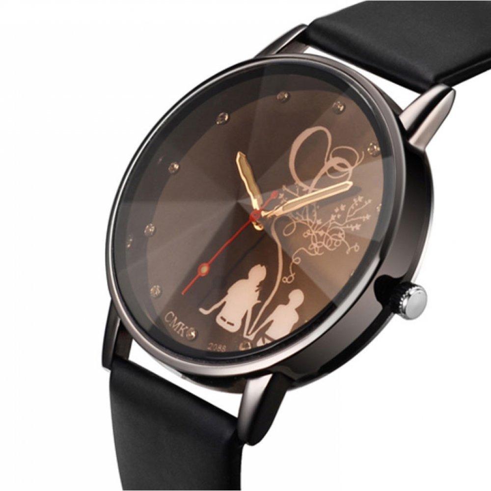 Женские Часы наручные CMK star черные 2956