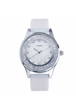Женские часы Sinobi, белые