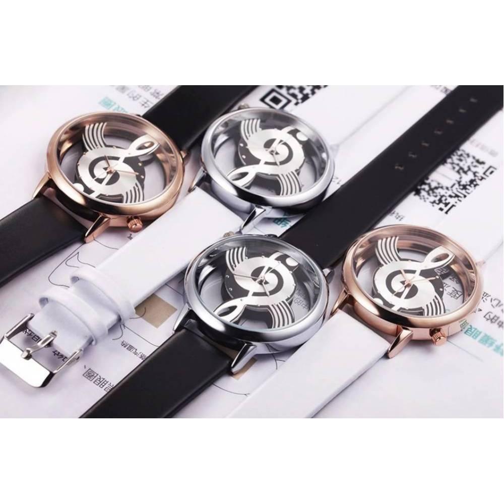 Женские Часы наручные Geekthink, черные 2963