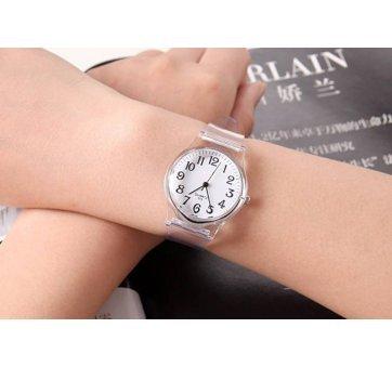 Женские Часы наручные NBSAMENG, прозрачные 2960