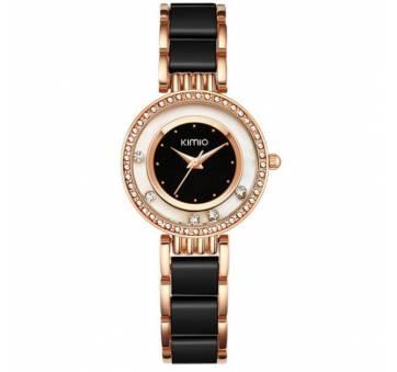 Женские Часы наручные Kimio, черные 2975