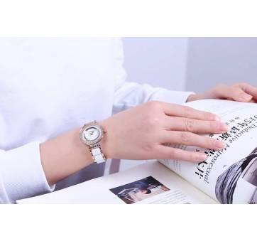 Женские Часы наручные Kimio, белые 2977