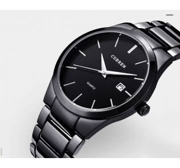 Мужские Часы наручные CURREN, черные  2978