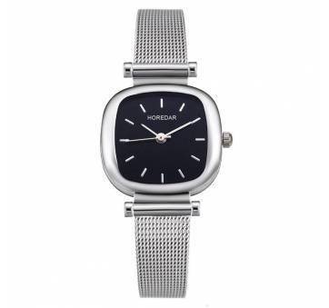 Женские Часы наручные HOREDAR, черные 2983