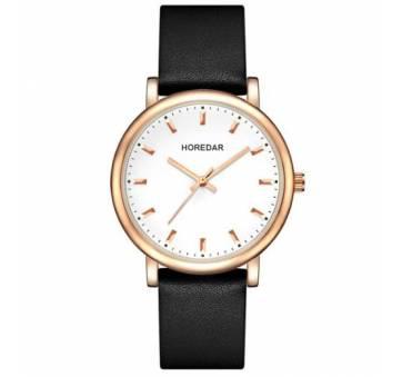 Женские Часы наручные HOREDAR, черные 2991