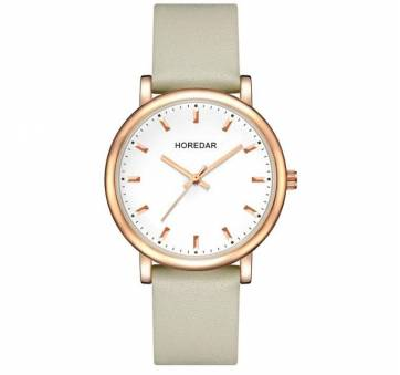 Женские Часы наручные HOREDAR, серые 2994