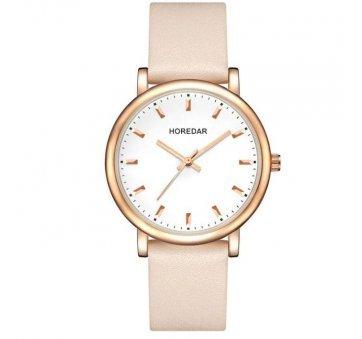 Женские Часы наручные HOREDAR, розовые 2995