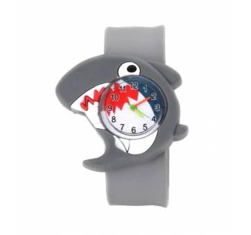 Детские Часы наручные Vedd Акула, серые 3006