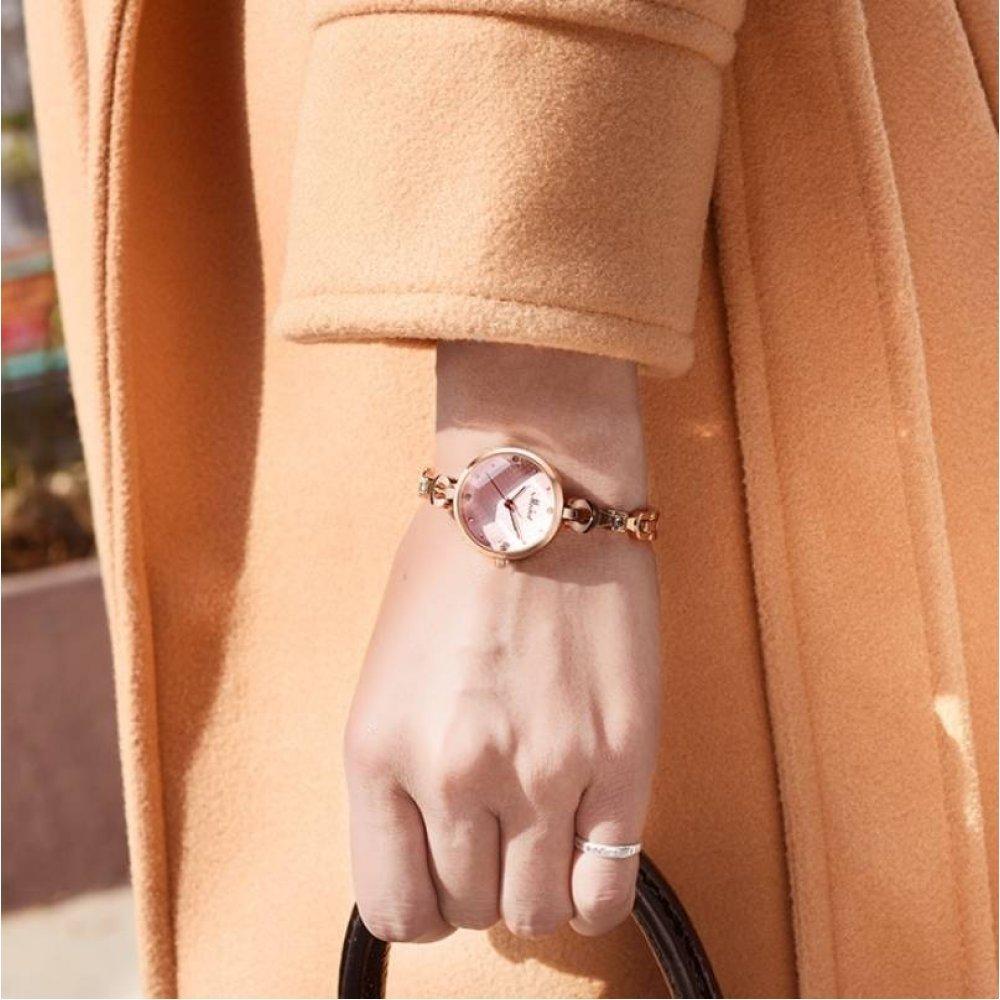 Женские Часы наручные Meibin белые 3028
