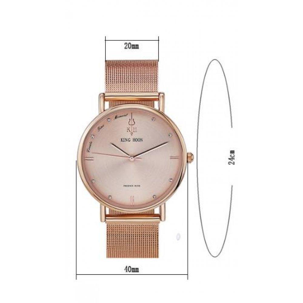 Женские Часы наручные KH серые 3029