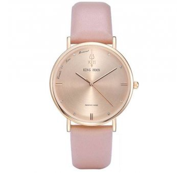 Женские Часы наручные KH, розовые 3031