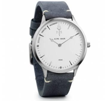 Мужские Часы наручные KH, синие 3037