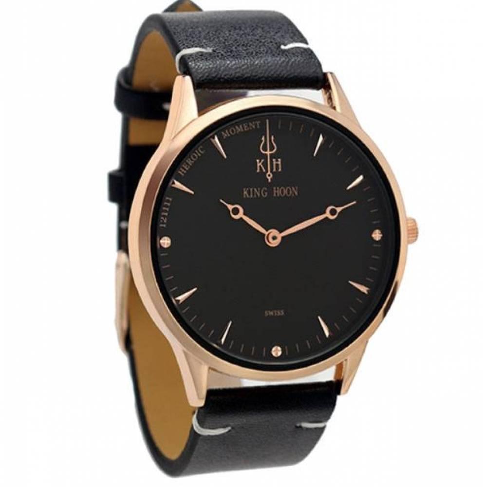 Мужские Часы наручные KH, черные 3044