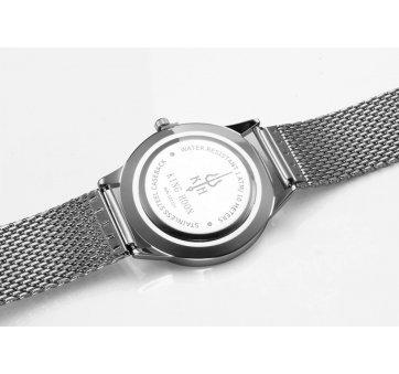 Мужские Часы наручные KH, серебристые   3047