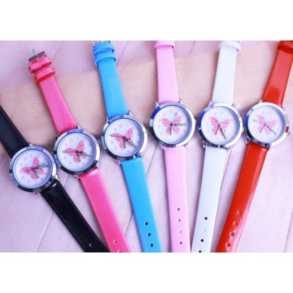 Часы с бабочкой 3058