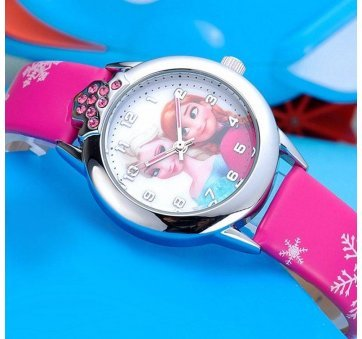 Детские Часы наручные Холодное сердце  3060
