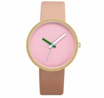 Женские Часы наручные Yuhao розовые 3138