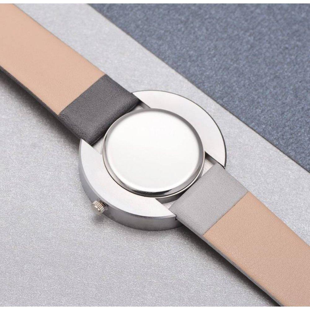 Женские Часы наручные Yuhao серые 3140
