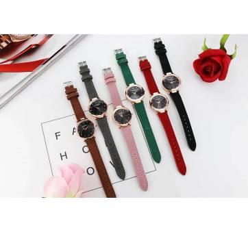 Женские Часы наручные Gogdey зеленые 3150