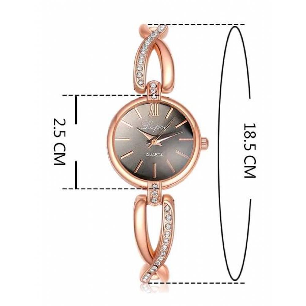 Женские Часы наручные LVPAI, золотистые 3166
