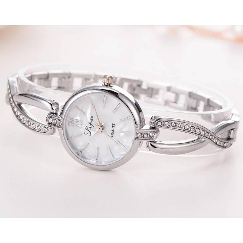 Женские Часы наручные LVPAI, белые 3167