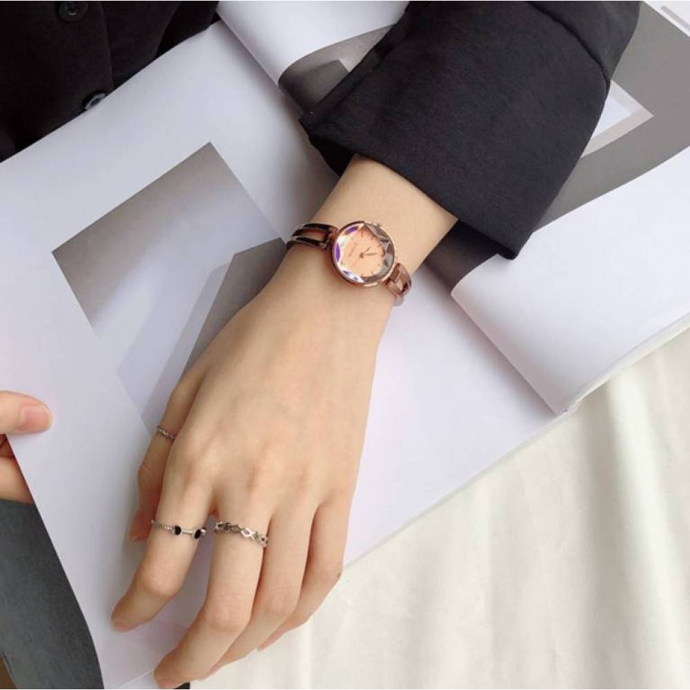 Женские Часы наручные Beirsute, красные 3172