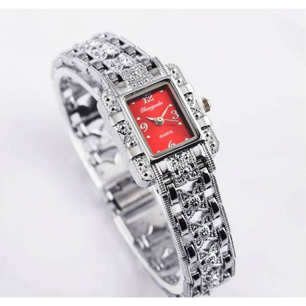 Женские Часы наручные CYD, белые 3174