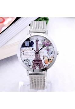 Женские часы WoMaGe, эйфелева башня