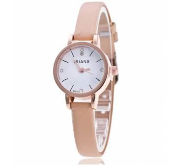 Женские Часы наручные Huans бежевые 3188