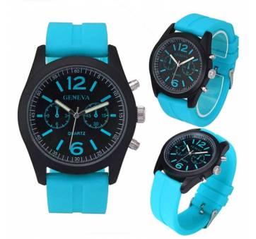 Женские Часы наручные Xiniu голубые 3189