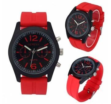 Женские Часы наручные Xiniu красные 3190