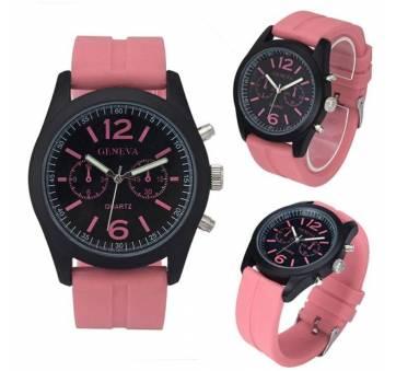 Женские Часы наручные Xiniu розовые 3191